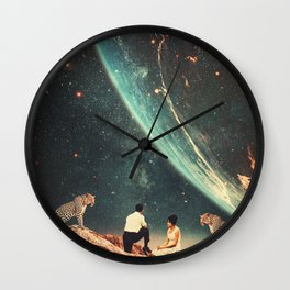 Guardians of our Future Wall Clock