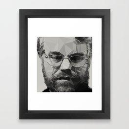 R.I.P Philip Seymour Hoffman Framed Art Print