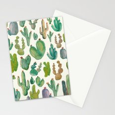 cactus collab Stationery Cards