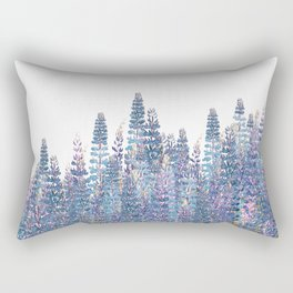 Lupine Love Rectangular Pillow