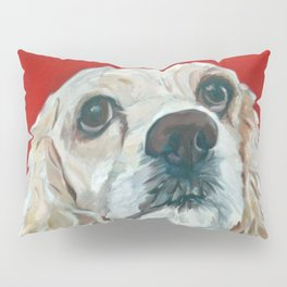 Lola the Cocker Spaniel Pillow Sham
