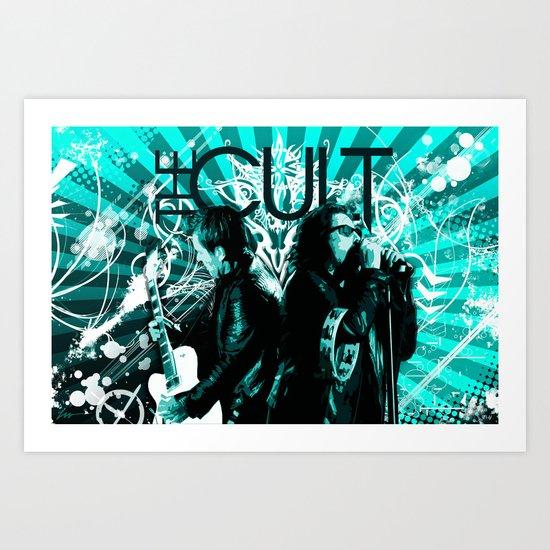 Rocker Poster Art Print