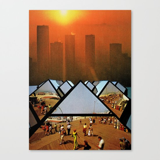 Get Real Get Right Canvas Print