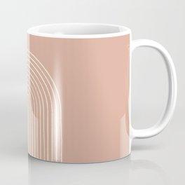 Arch Terra Pink Coffee Mug