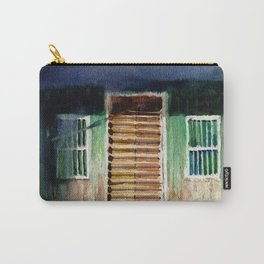 Traditional House Facade Carry-All Pouch