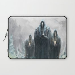 Call to the Avalanche Mother Laptop Sleeve