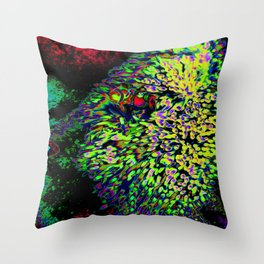 Clown Fish 01 Throw Pillow