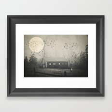 Dream a little dream....... Framed Art Print