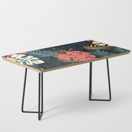 Tropical pattern 048 Coffee Table