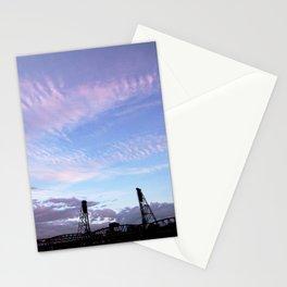 HAWTHORNE BRIDGE Stationery Cards