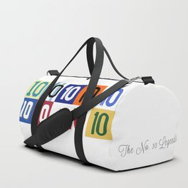 The No. 10 Legends Duffle Bag