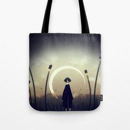 Cold Field Tote Bag