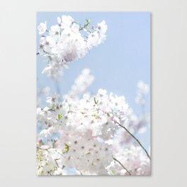 Magic of Spring Canvas Print
