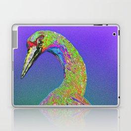 Windowpane Crane Laptop & iPad Skin