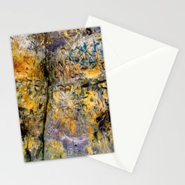 Sandstone Carving Craving Stationery Cards