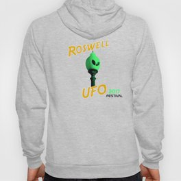 Roswell UFO Festival T-Shirt Hoody
