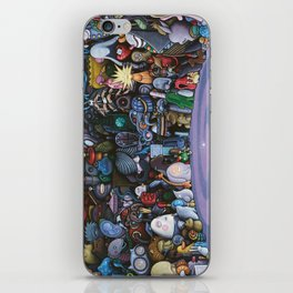 The God Particle iPhone Skin