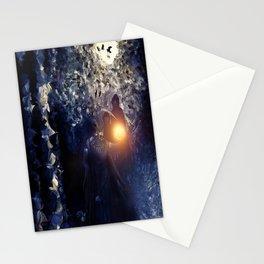 The Necromancer, by Paul Kimble & Viviana Gonzalez Stationery Cards