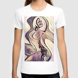 Curvelines T-shirt