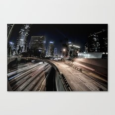 6th st overpass Canvas Print