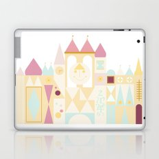 Happy Castle - Pink Variation Laptop & iPad Skin