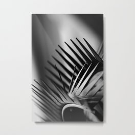 SERRATION Metal Print