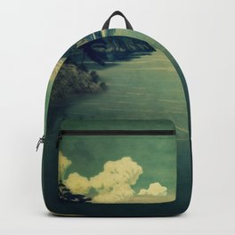 Distant Blues Backpack