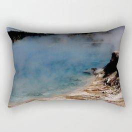 The Heat is On Rectangular Pillow