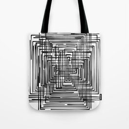 Frame on Frame Tote Bag