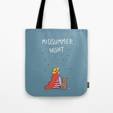 A MIDSUMMER NIGHT Tote Bag