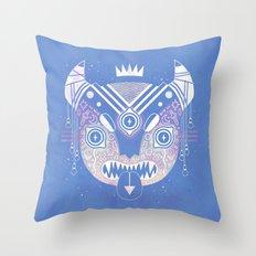 Sky Demon Throw Pillow