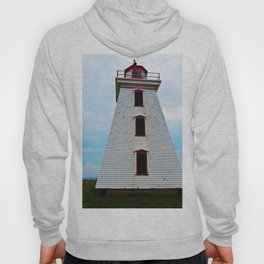 Lighthouse of Cape Egmont and the Strait Hoody