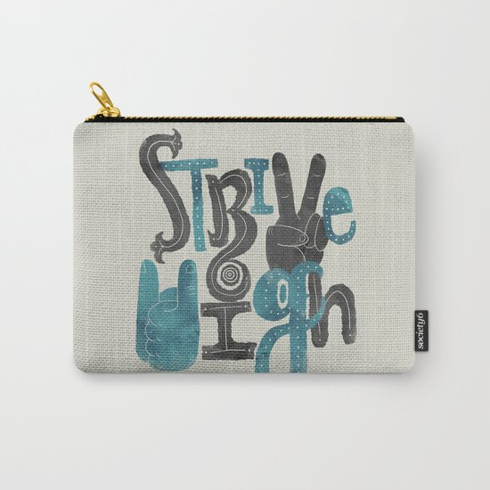 Strive High Carry-All Pouch