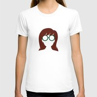 "daria T-shirts featuring The Daria - ""That's Nice"" by Stevie NYC"