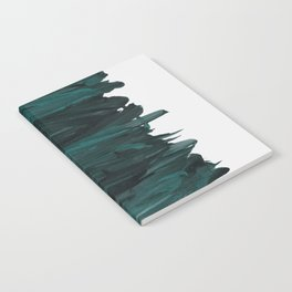 Abstract Minimalism #3 #minimal #ink #decor #art #society6 Notebook