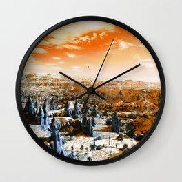 New Göreme Wall Clock