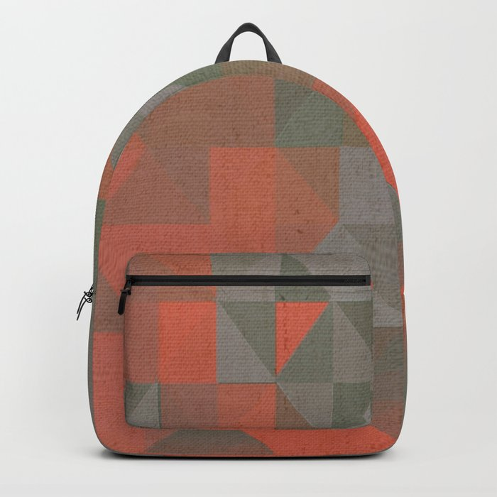 Faceted Vibes Backpack