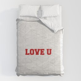 Love U Comforters