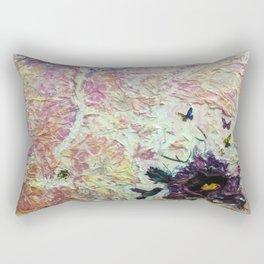 Fly, Fly Away.. Rectangular Pillow