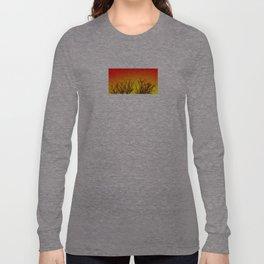 Sunset Twigs Long Sleeve T-shirt