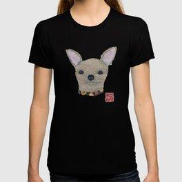Chihuahua, Dog, Tan Chihuahua T-shirt