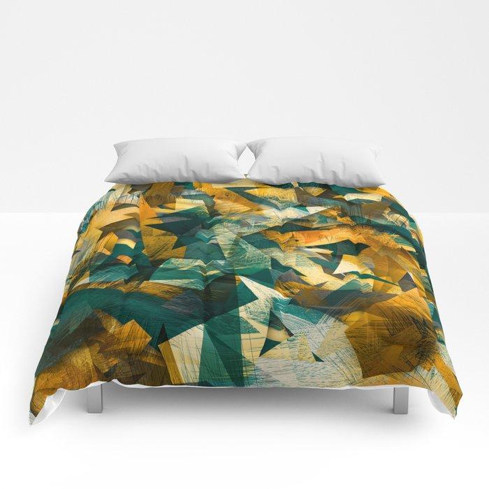 Raw Texture Comforters