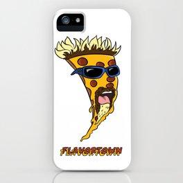 Guy Pizzeri iPhone Case