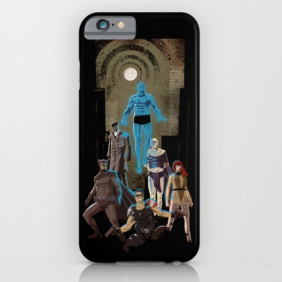 Who watches iPhone & iPod Case