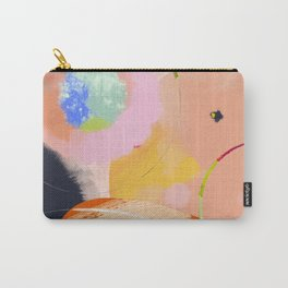 circles art abstract Carry-All Pouch