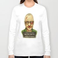 breaking bad Long Sleeve T-shirts featuring Breaking Bad. by Lydia Dick