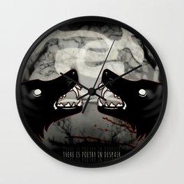 Despair Wall Clock