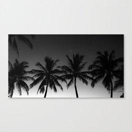 Malaysian Sunset Canvas Print