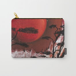 Red Moon Carry-All Pouch