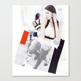 Football Fashion #6 Canvas Print